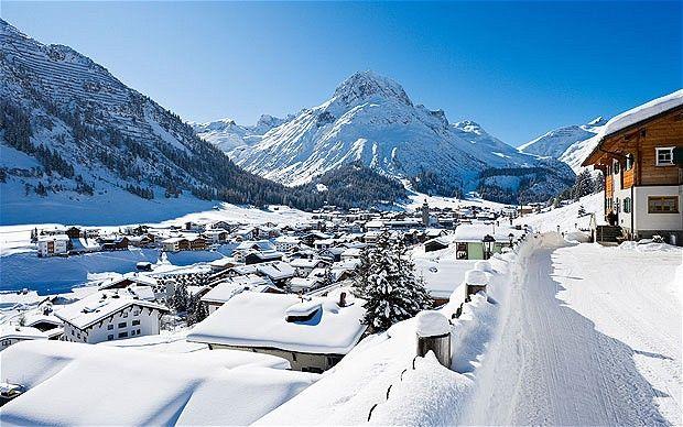 Lech (Vorarlberg), Austria
