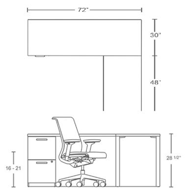 Desk Dimensions Standart Office Desk Height Desk Dimensions Reception Desk Height