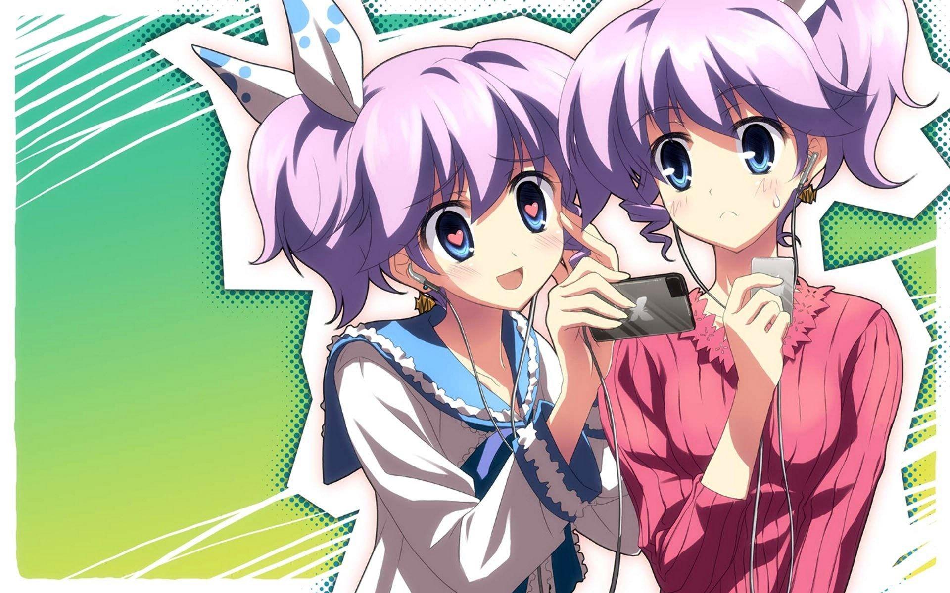 Anime girl wallpaper pack 1080p hd