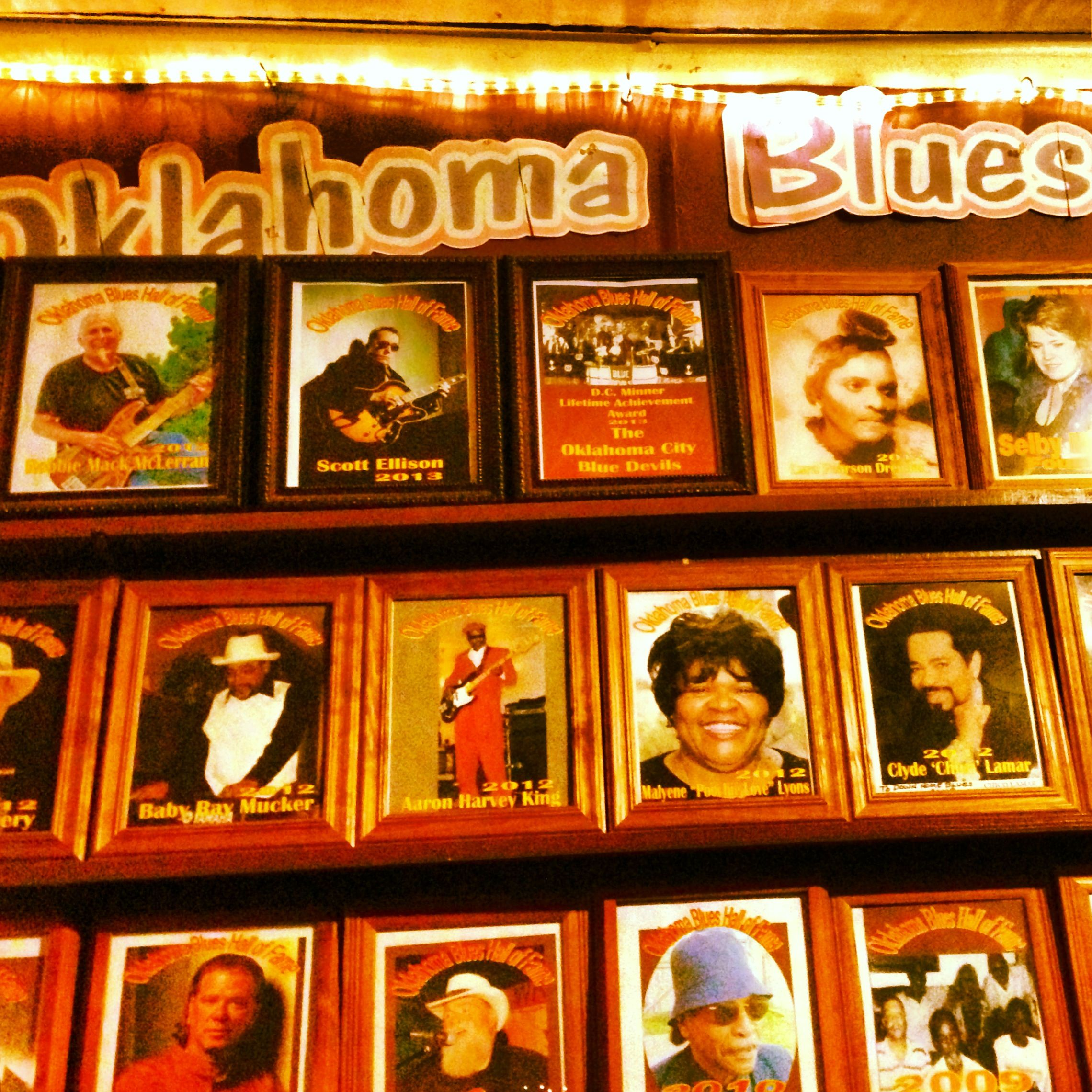 Oklahoma Blues Hall Of Fame Rentiesville Oklahoma With Images History Pictures History Black History