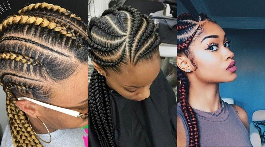 10 Ghana Weaving Hairstyles All Back Styles Bound To Make You The Centre Of Attentionsearch Hair Styles Ghana Weaving Hair