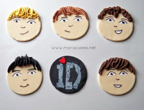Cupcakes One Direction