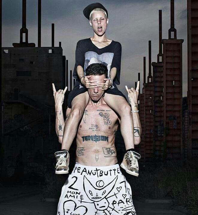 Die Antwoord and Jack ...