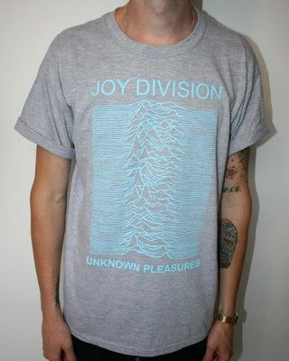 love joy division. i've never seen this t in more than black & white. <3 it.