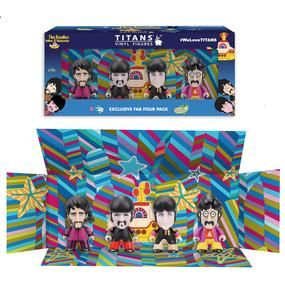 Yellow Submarine TITANS Four Pack: Sgt Peppers Disguise £27.99