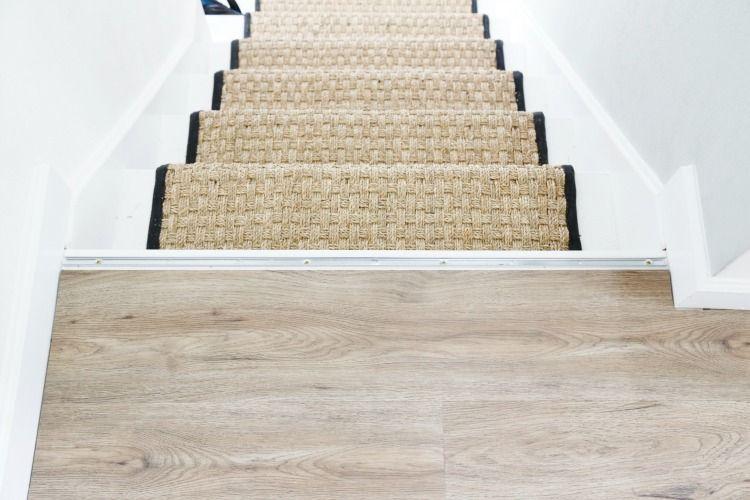 How To Install Luxury Vinyl Plank Flooring Sand And Sisal Luxury Vinyl Plank Flooring Vinyl Plank Vinyl Plank Flooring