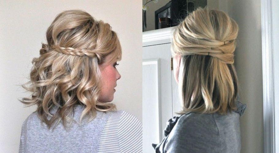 Peinados Fáciles Para Cabello Corto Ideas Para Copiar