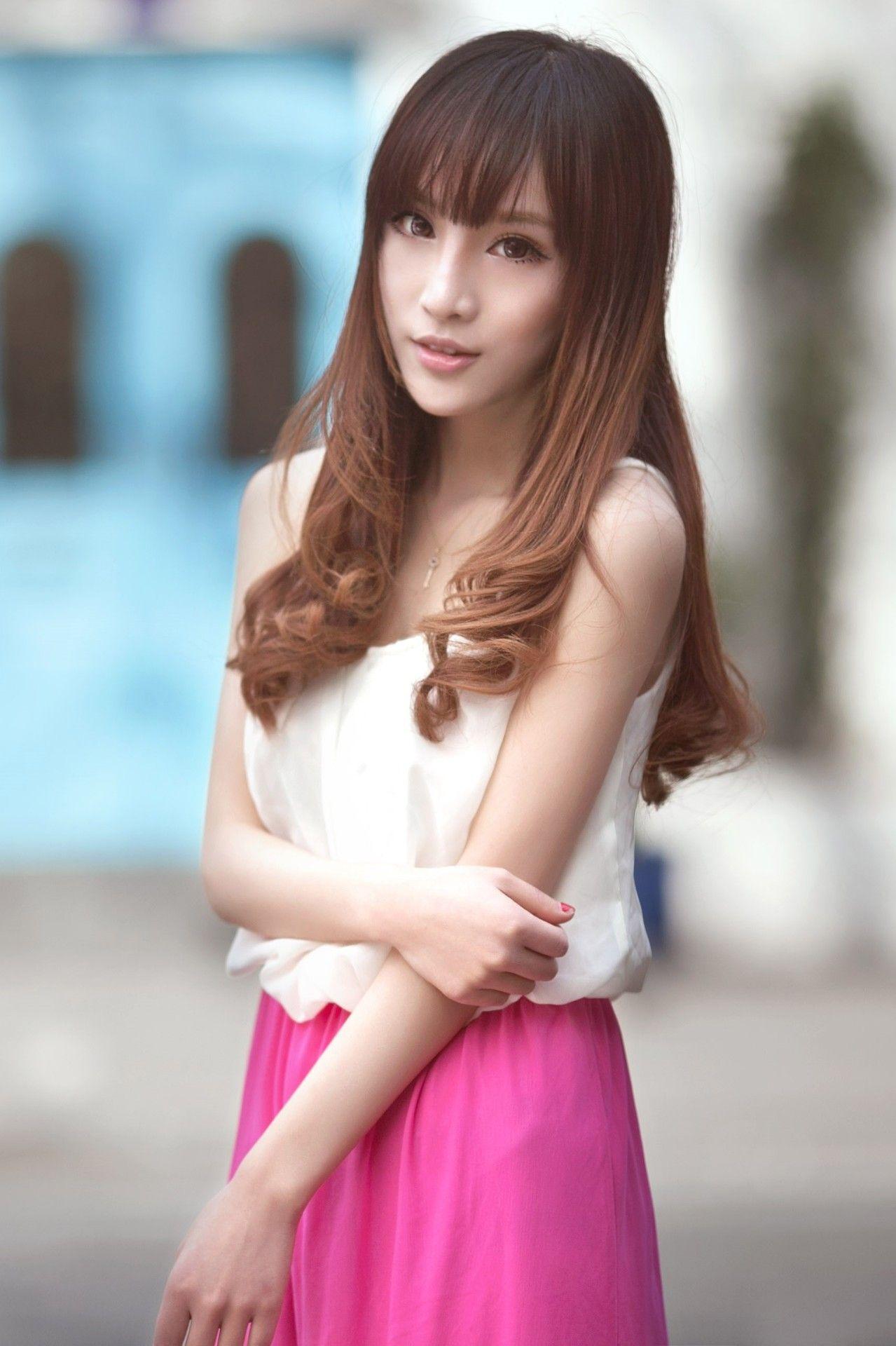 jupe rose