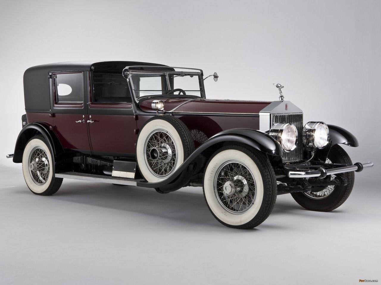 16+ 1920 rolls royce phantom HD