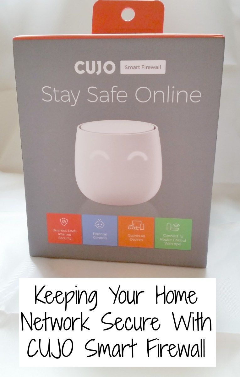 Keeping Your Home Network Secure With Cujo Smart Firewall  Homesecuritydiyawesome Also Rh Pinterest
