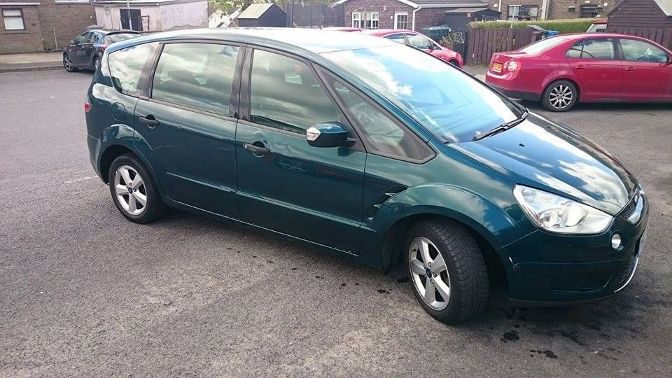 For Sale Ford Smax 2007 2 0 Diesel 6 Speed Full Service History