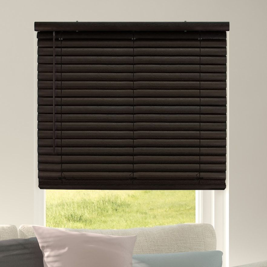 Chicology Cordless 2 Inch Vinyl Mini Blinds Vinyl Mini Blinds Mini Blinds Blinds