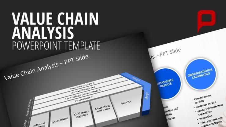 value chain analysis powerpoint presentation template, Presentation templates