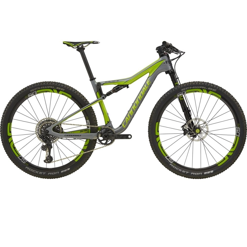 Cannondale 2019 Scalpel Si Team Xc Mountain Bike Grey 21356059321