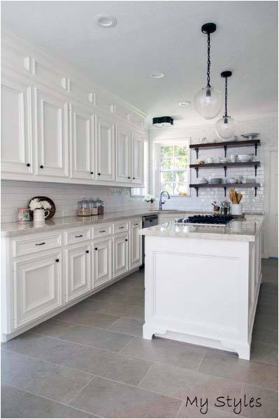 Jun 22 2019 From Porcelain To Ceramic Natural Stones Including Marble And Beyond Discover In 2020 Kitchen Flooring Best Flooring For Kitchen Kitchen Remodel Small