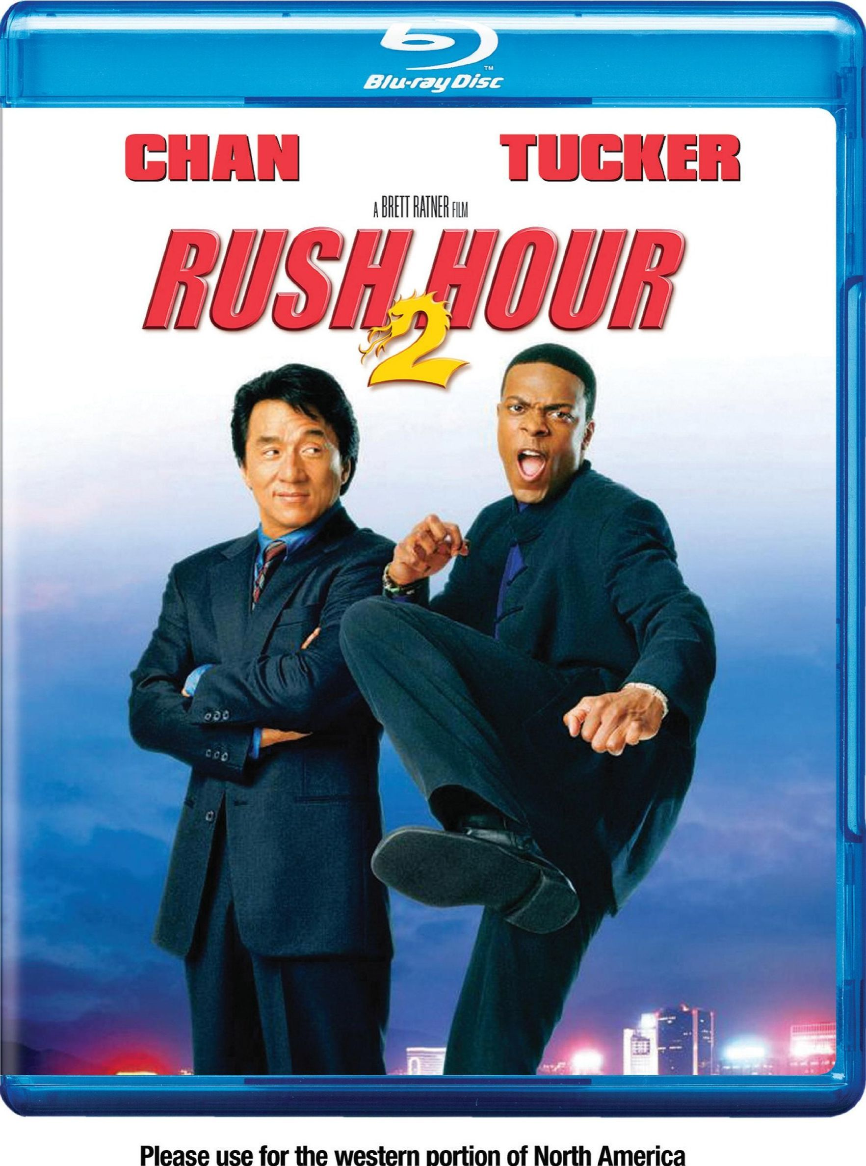 Rush Hour 2 Blu Ray Pelis