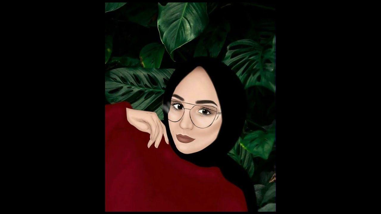 Wow 20 Gambar Kartun Muslimah Yang Cantik Dan Lucu Di 2021 Gambar Kartun Gambar Kartun Hijab