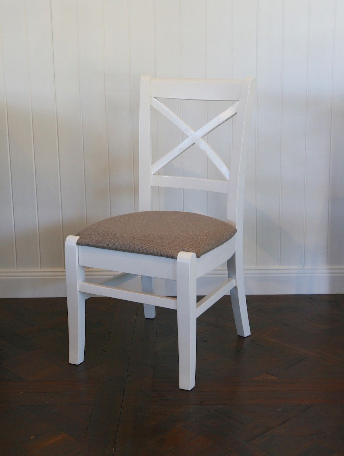 The Hamptons Cross Back Dining Chair | furniture Pinterest