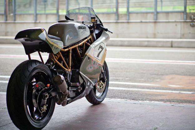Ducati S Greatest Hits In One Sublime Racer Ducati 900ss Ducati