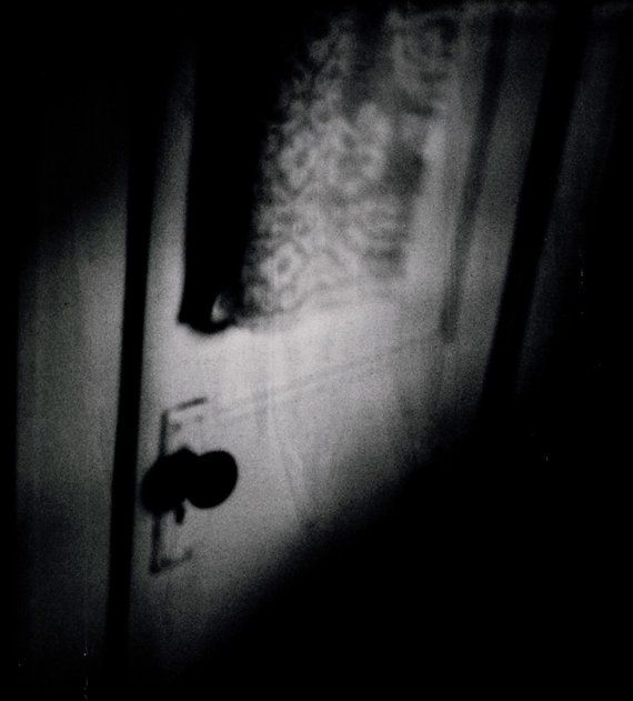 Items similar to Dramatic Spooky Door Dark Shadowy Noir Suspense Expired Film Photography Print - Bathroom Door Noir on Etsy & Dramatic Spooky Door Dark Shadowy Noir Suspense Expired Film ...