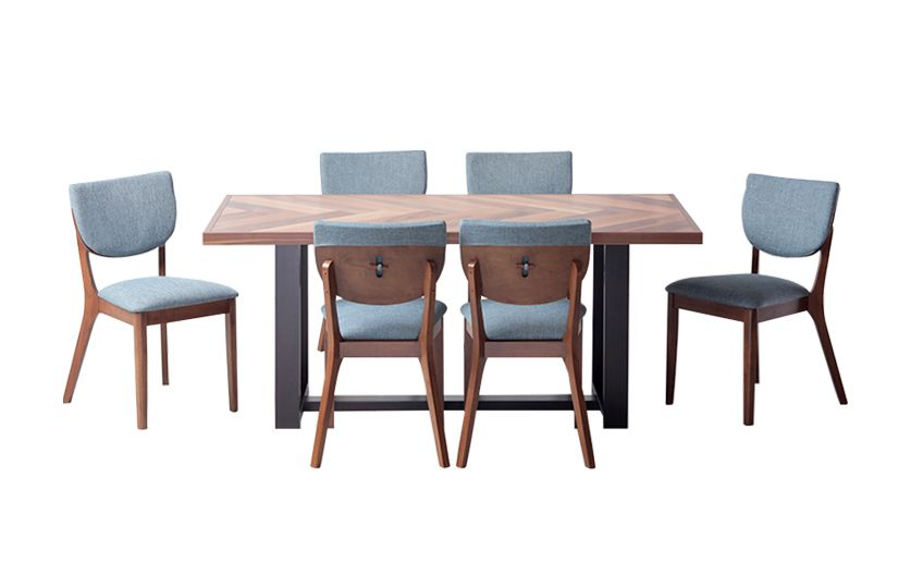 Forbes Our Home In 2020 Grey Dining Tables Contemporary Modern Furniture Dining Table