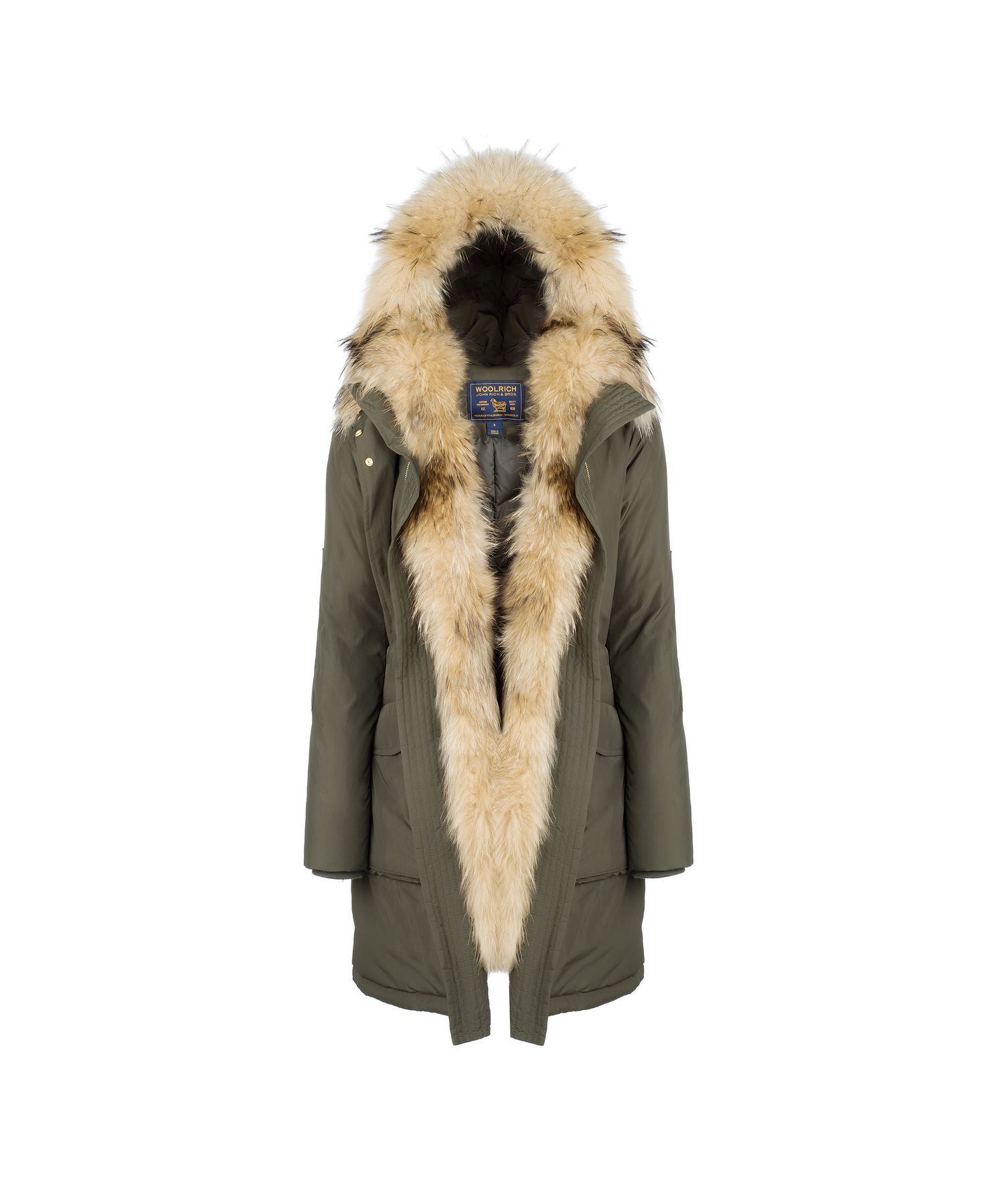 Women S Military Eskimo By Woolrich The Original Outdoor Clothing Company Outdoor Outfit Outdoor Clothing Stores Womens Outdoor Clothing