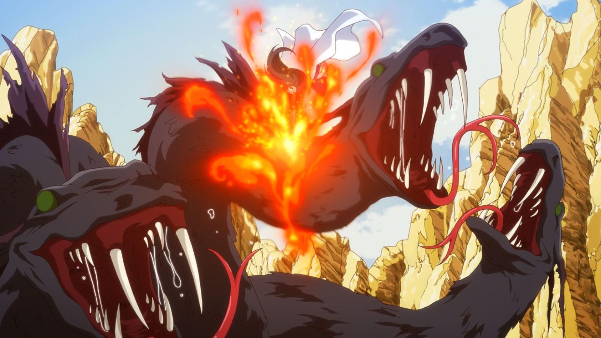 Reseña / Tensei Shitara Slime Datta Ken / Episodio 8