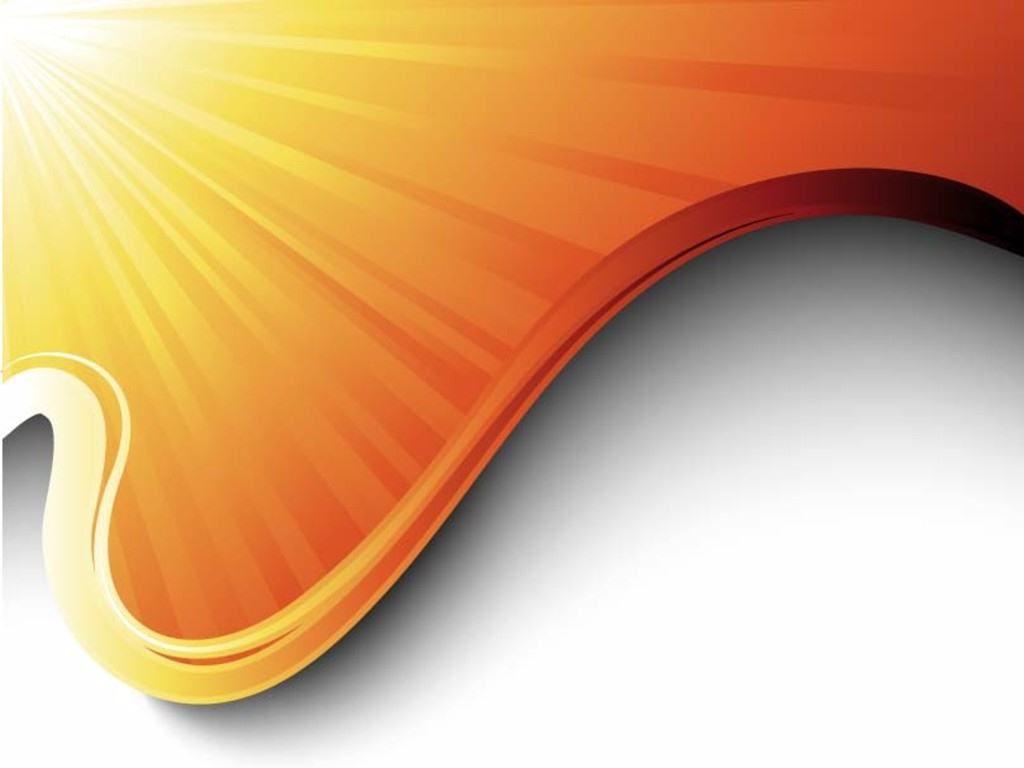 Sun Rays Wave