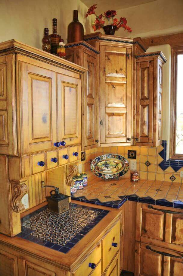 Cocina ideas de inspiraci n pinterest cocinas - Cocinas antiguas rusticas ...