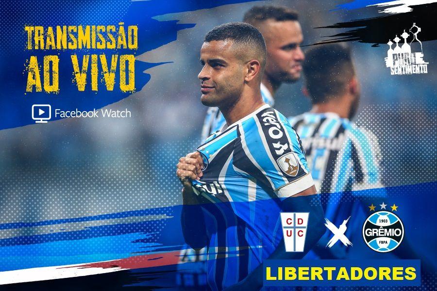 Universidad Catolica X Gremio Saiba Onde Assistir Ao Jogo Da Libertadores Ao Vivo Online Assistir Jogo Catolico Campeonato Nacional