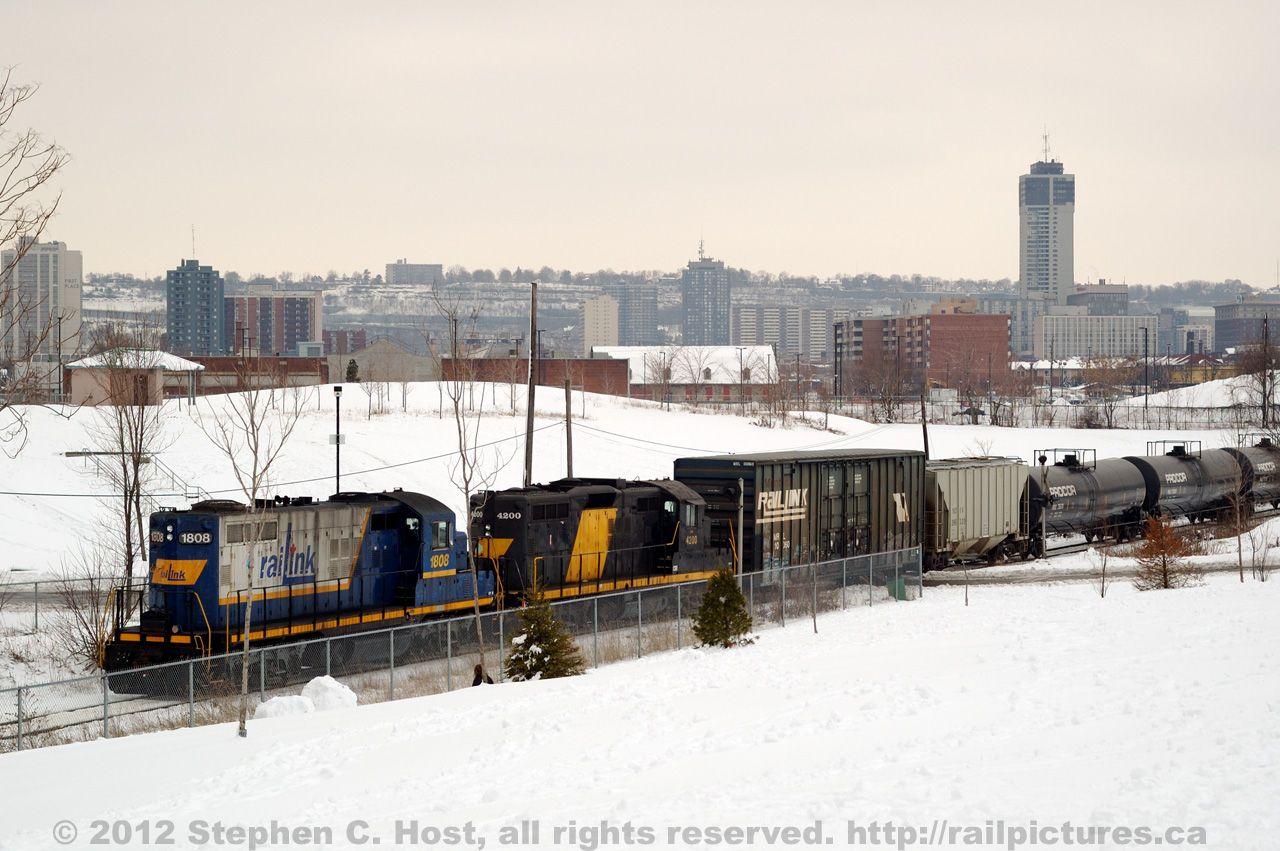 Stephen C. Host Photo A SOR (Southern Ontario Railway