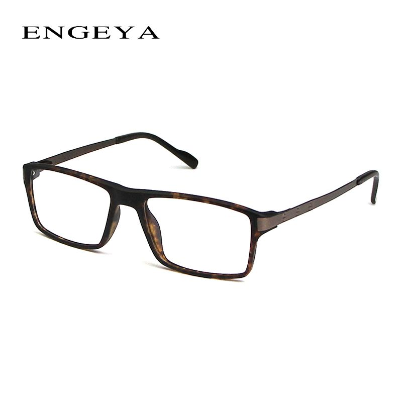 2016 ENGEYA TR90 Clear Lens Fashion Glasses Frame Men Prescription ...