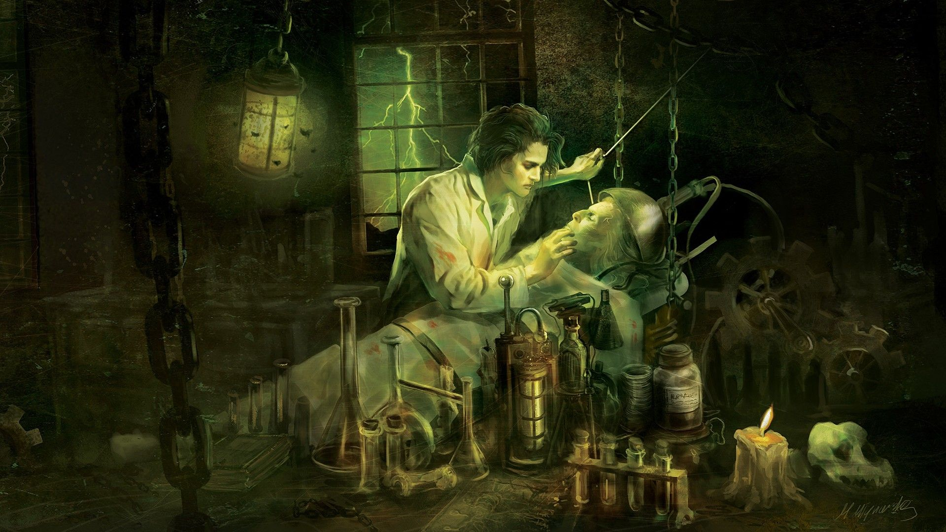 frankenstein and his monster In the centuries since the legendary 1816 evening when mary shelley — then still the teenaged mary godwin — first began to tell the tale of victor frankenstein and his monster, that story of .