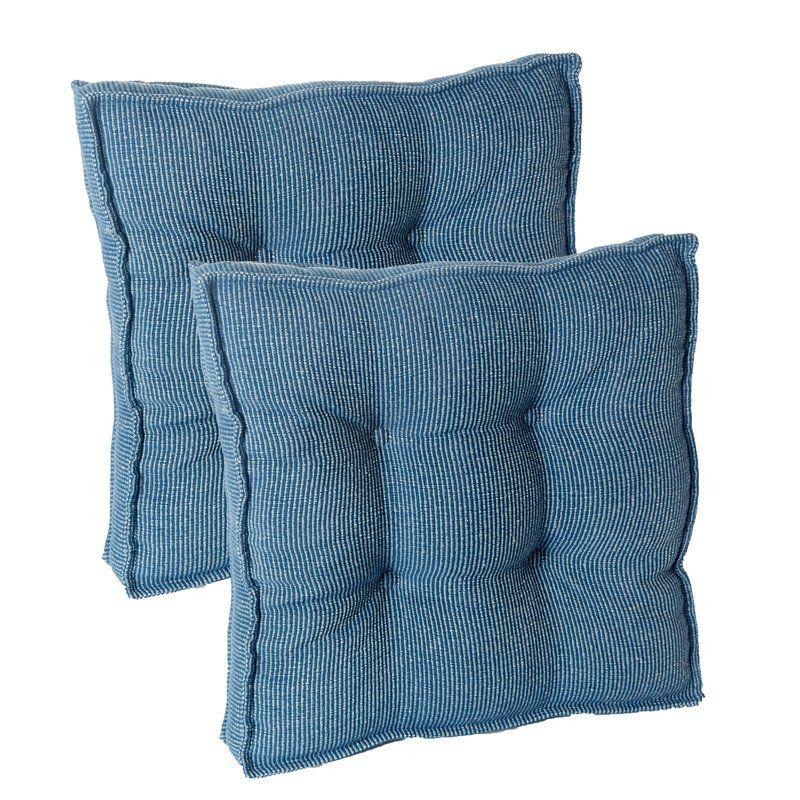 Saturn Square Universal Chair Cushion