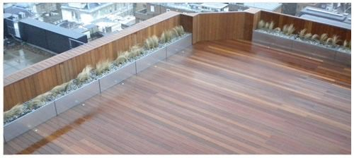 TD Support Pads For Timber Decking - Wallbarn | roof | Timber deck