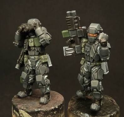 image result for anvil industries republic 40k conversions