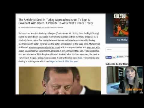 Tribulation Knocking! Antichrist Candidate to Cut Covenant With Israel?
