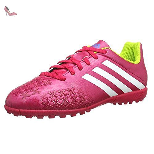 adidas , Chaussures de foot pour fille Rose Vivid Berry
