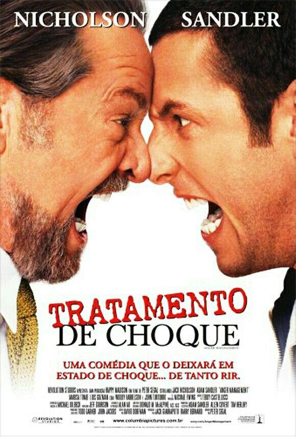 Tratamento De Choque Filmes Comedia Posters De Filmes Filmes