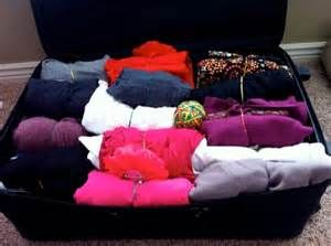 organize your travel luggage