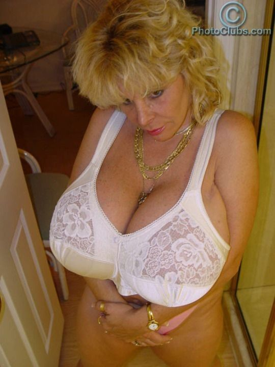 just big old tits