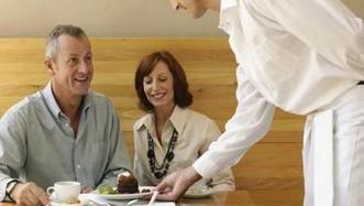 How To Tweak Restaurant Server Habits For Baby Boomers Restaurant Marketing News Ideas Articles Restaurant Marketing Baby Boomers Easy Jobs