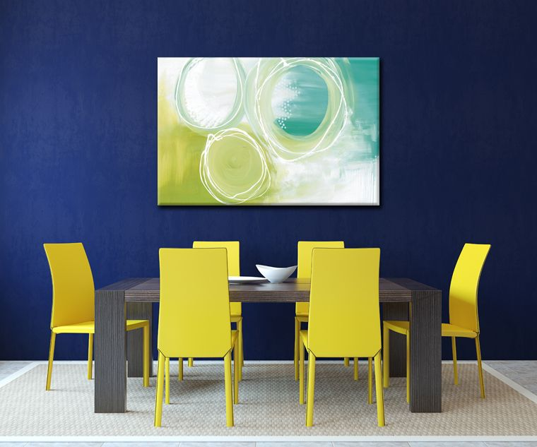 A room that makes a bold statement with Julie Hawkin\'s Praying For ...