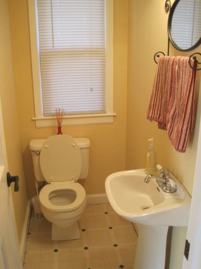 36 Very Small Bathroom Design On a Budget | Very small ...
