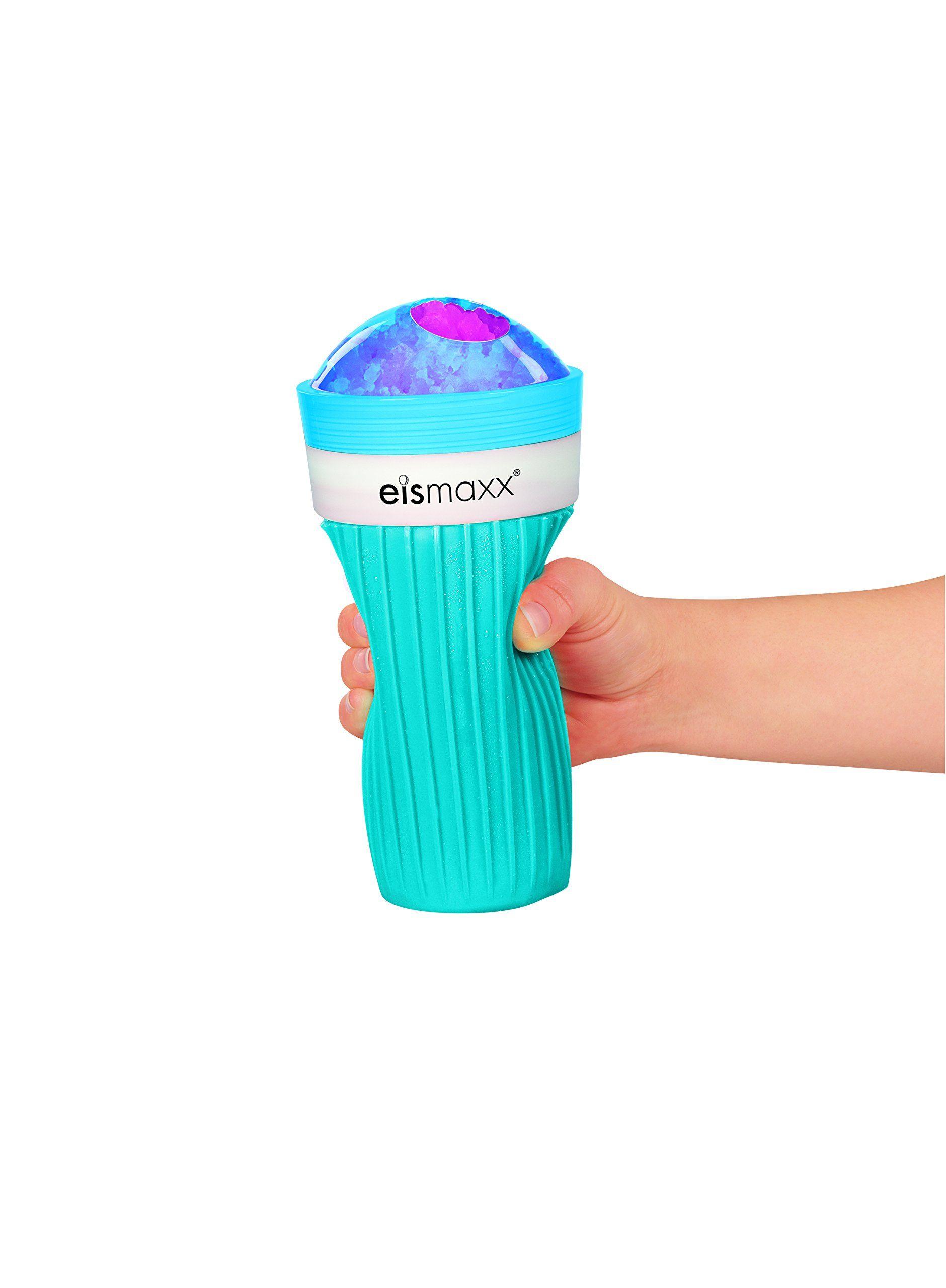 Tv Unser Original 02111 Eismaxx Slush Ice Becher Blau Amazon De