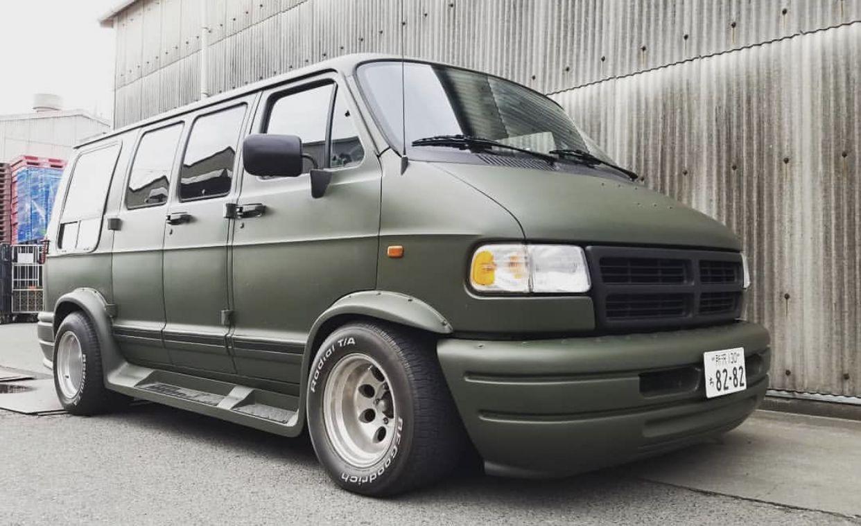 Van Ideas In 2020 Ram Van Dodge Van Dodge Ram Van