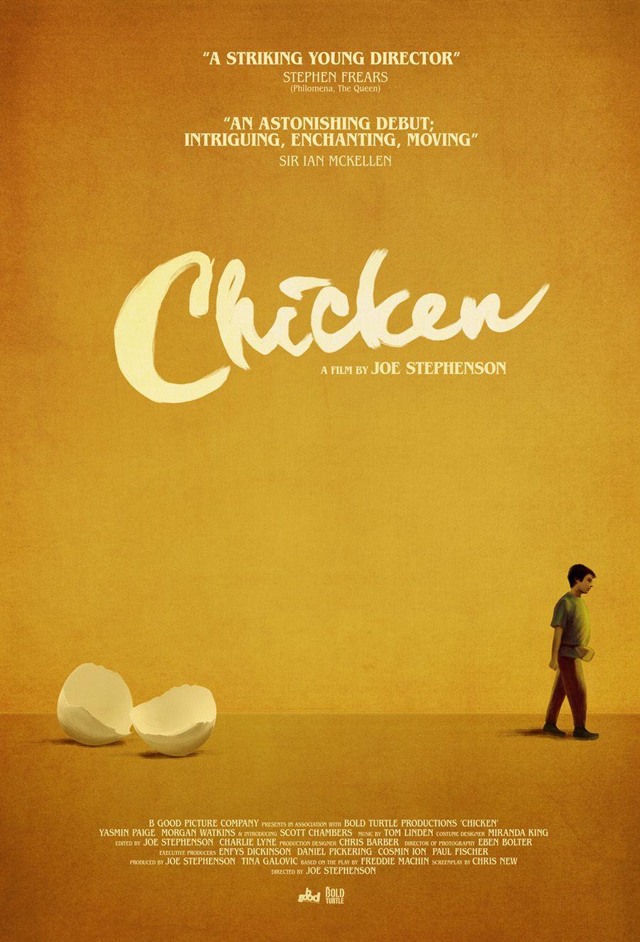 Chicken – Watch the trailer for new British indie here