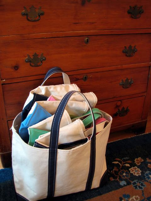 The Daily Prep: The L.L. Bean Boat and Tote Bag