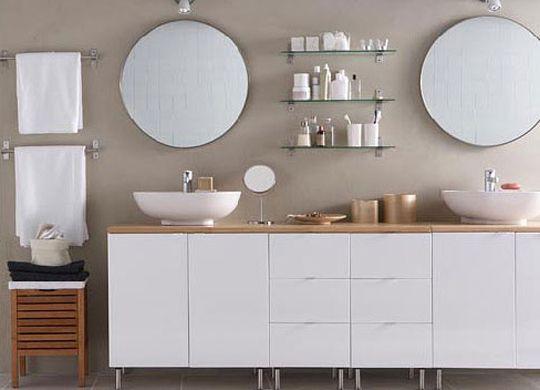 Smart Strategies For Small Bathrooms Cucina Ikea Ikea Bagno