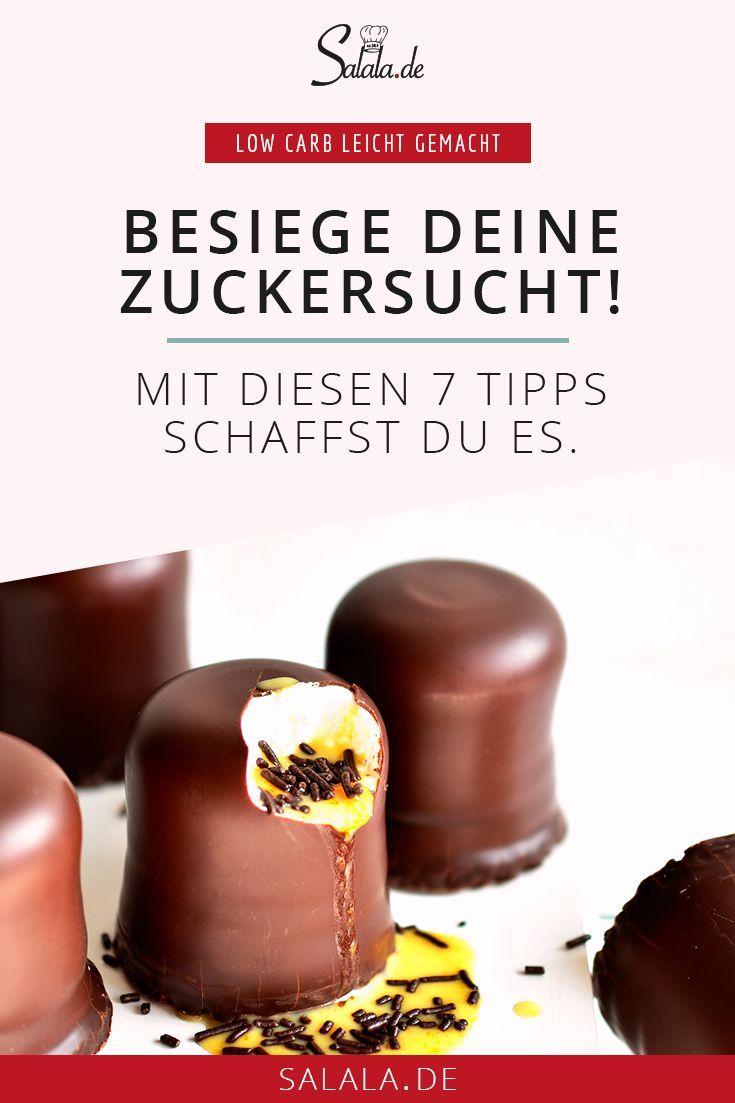 7 Tipps: Besiege deine Zuckersucht!   salala.de – Low Carb leicht gemacht